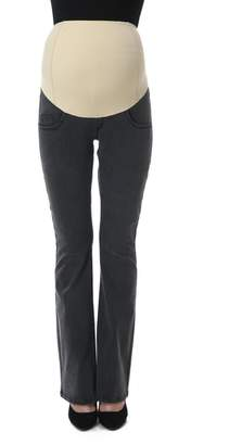 Kimi and Kai Dixie Maternity Flare Jeans