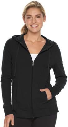 Tek Gear Women's DRY TEK Hooded Jacket