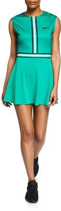 Nike NikeCourt Sleeveless Tennis Dress