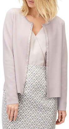 Jacques Vert Beaded Front Cardigan