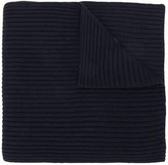 Moschino teddy bear knitted scarf