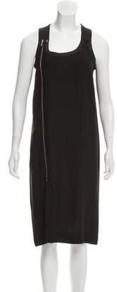 Rick Owens Sleeveless Midi Dress