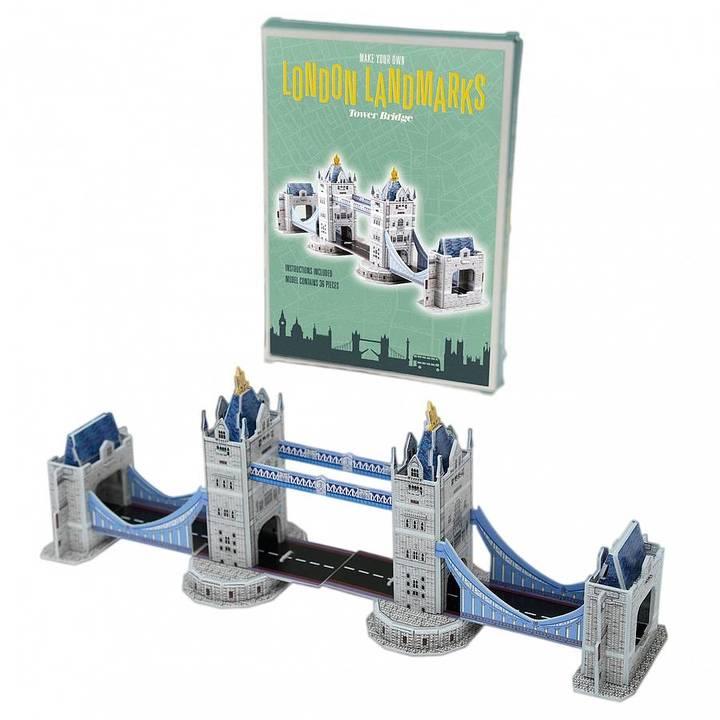 Little Ella James Make Your Own London Tower Bridge
