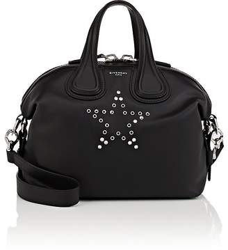 Givenchy Women's Nightingale Small Leather Satchel