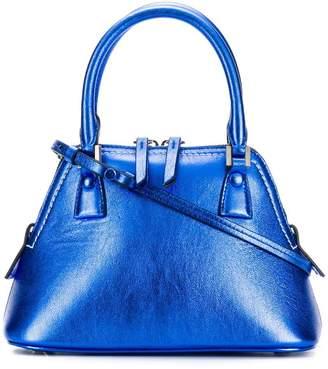 Maison Margiela metallic mini bag