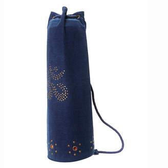 Omsutra OM Mahashakti Denim Yoga Mat Bag