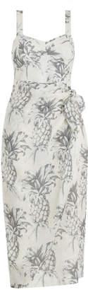 Zimmermann Wayfarer Wrap Skirt Dress