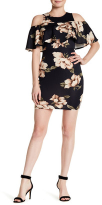 Soprano Foldover Bodycon Tank Dress $46 thestylecure.com