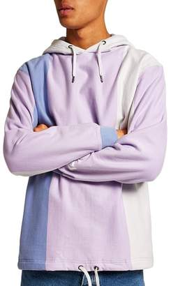 Topman Classic Stripe Hoodie