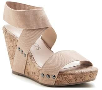 Sole Society Analisa Wedge Sandal