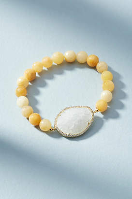 Anthropologie Coloma Stone Bracelet