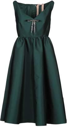 N°21 Ndegree21 Knee-length dresses