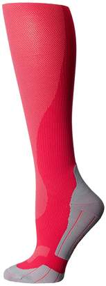 2XU Compression Performance Run Sock Women's Knee High Socks Shoes