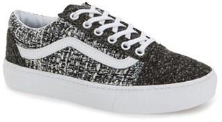 Women's Vans Old Skool Sneaker $84.95 thestylecure.com