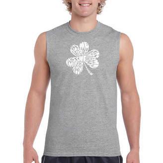 LOS ANGELES POP ART Los Angeles Pop Art Sleeveless Graphic T-Shirt