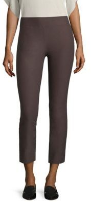Eileen Fisher Slim Cropped Pants $158 thestylecure.com