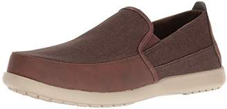 Crocs Men's Santa Cruz Deluxe Slip-on M Loafer