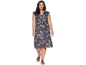 Aventura Clothing Plus Size Yardley Dress Women's Dress