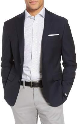 Hickey Freeman H BY Classic Fit Wool Blazer