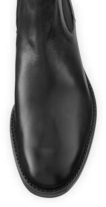 Gravati Tumbled Leather Chelsea Boot