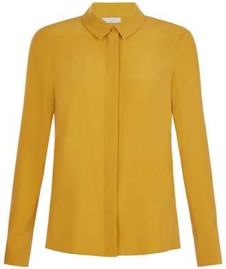 Hobbs Odette Silk Shirt