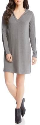 Karen Kane Hoodie Dress