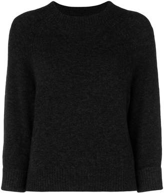 3.1 Phillip Lim cropped high neck sweater