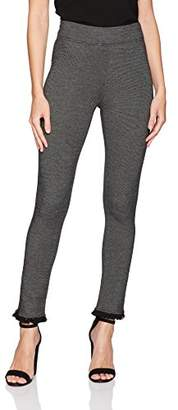 Nic+Zoe Women's Fringe Knit Legging