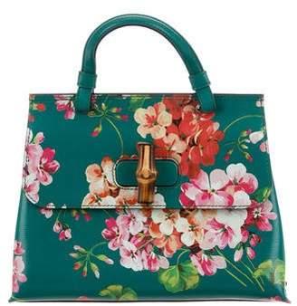 Gucci Blooms Small Bamboo Daily Bag