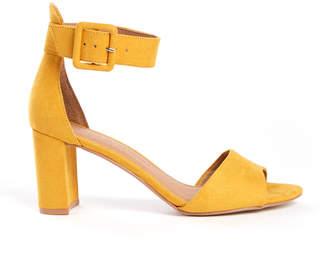 Chinese Laundry Rumor Ankle Strap Block Heel Sandal