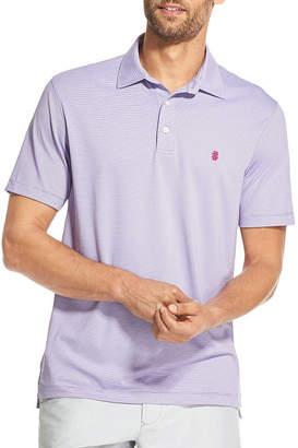Izod Breeze Mens Cooling Short Sleeve Polo Shirt