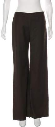 Valentino Mid-Rise Wool Pants w/ Tags