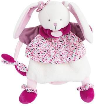 Doudou Et Compagnie Unknown Puppet-Rabbit Cherry