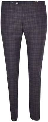 Luigi Bianchi Mantova Check Trousers