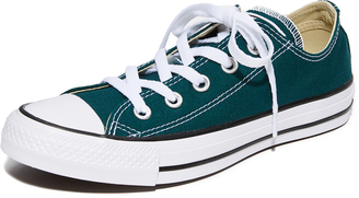 Converse Chuck Taylor All Star OX Sneakers $55 thestylecure.com