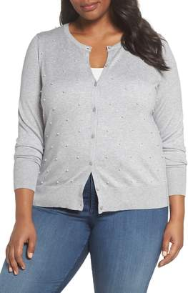 Sejour Beaded Front Cardigan