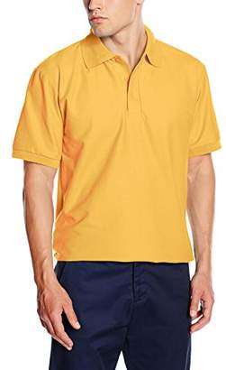 Millfield Men's 3PMGO Polo Short Sleeve Polo Shirt,(Manufacturer Size:40)