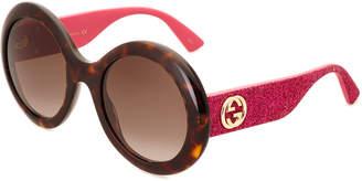 Gucci Women's Gg0101s 53Mm Sunglasses