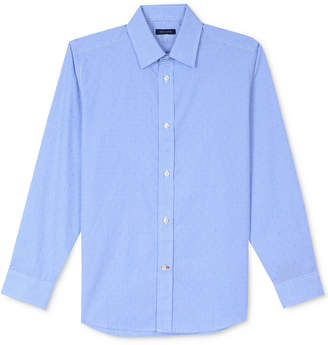 Tommy Hilfiger Long-Sleeve Button-Up Shirt, Big Boys