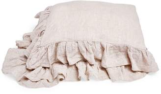 ABC Home Pom Pom Organic Linen Crib Duvet