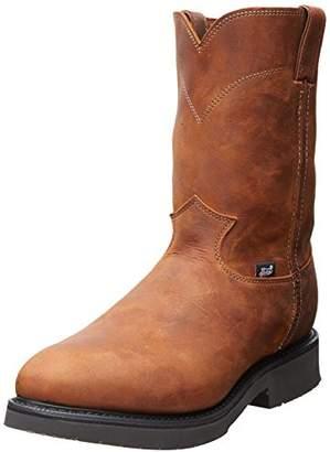 Justin Original Work Men's Double Comfort Steel Toe