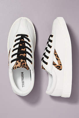 Tretorn Cheetah Low-Top Sneakers