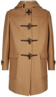 Dunhill Hooded Duffle Coat