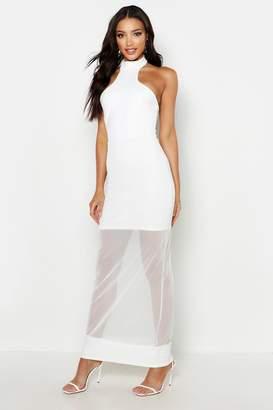 eb24fc8eec54 boohoo White Maxi Dresses - ShopStyle UK
