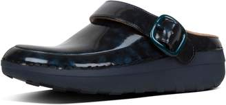 FitFlop Gogh Pro Superlight Tortoiseshell-Print Clogs