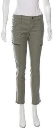Joie Low-Rise Skinny Pants