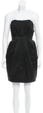 pradaPrada Silk Cocktail Dress