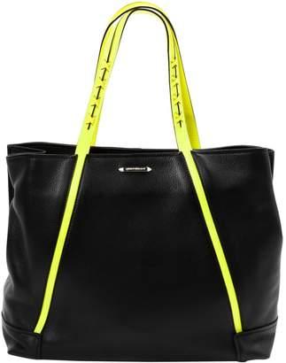 Matthew Williamson Black Leather Handbag