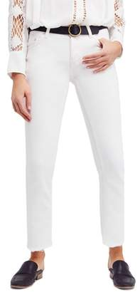 Free People Austen Straight Leg Jeans