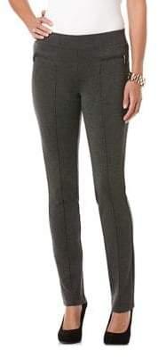 Rafaella Petite Classic Fit Ponte Pants